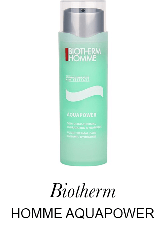 BIOTHERM HOMME AQUAPOWER NORMAL SKIN 75 ML