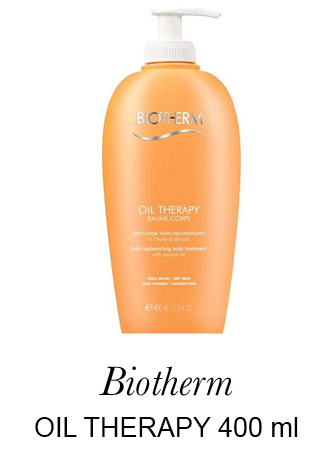 BIOTHERM OIL THERAPY BAUME CORPS BODYLOTION 400 ML