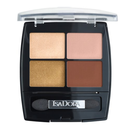IsaDora Eye Shadow Quartet Rose Glam 25 7.2g