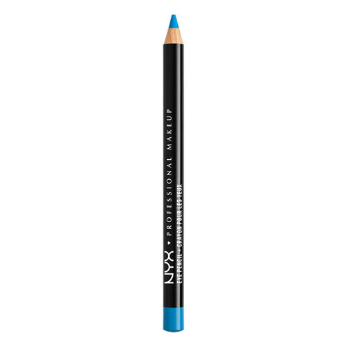 NYX Professional Makeup Slim Eye Pencil 1g Electric Blue