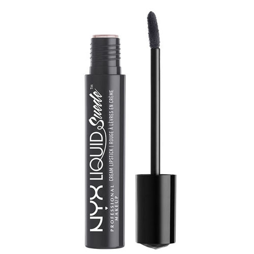 NYX Professional Makeup Liquid Suede Cream Lipstick LSCL01 Stone Fox