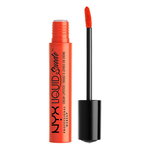NYX Professional Makeup Liquid Suede Cream Lipstick 4 ml Orange County