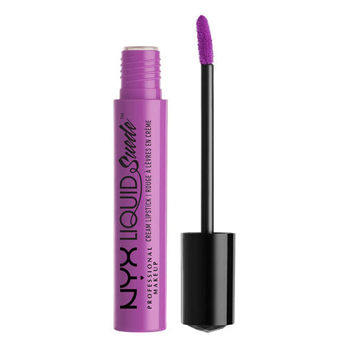 NYX Professional Makeup Liquid Suede Cream Lipstick 4 ml Sway