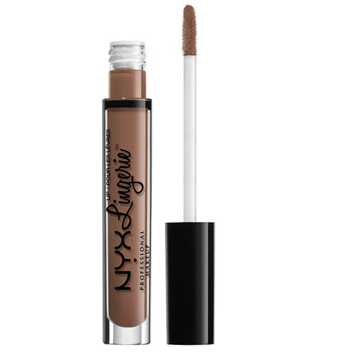 NYX Professional Makeup Lingerie Liquid Lipstick LIPLI01 Honeymoon