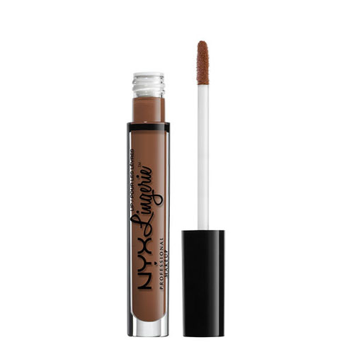 NYX Professional Makeup Lingerie Liquid Lipstick LIPLI05 Beauty Mark
