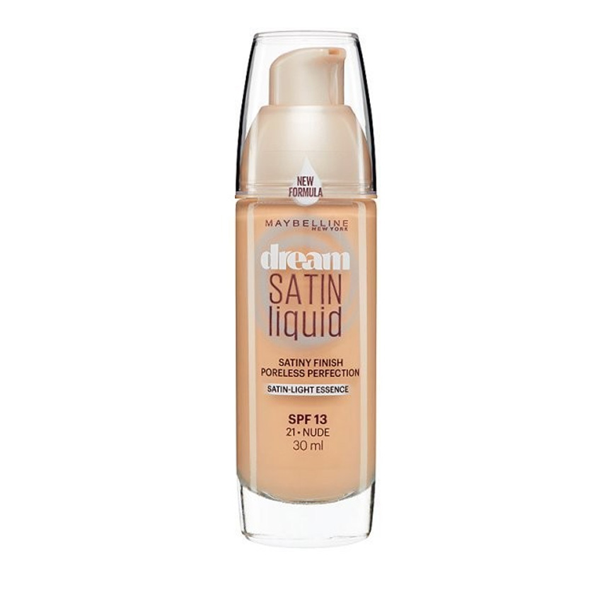 Maybelline Dream Radiant Liquid Foundation Nude 21 30 ml
