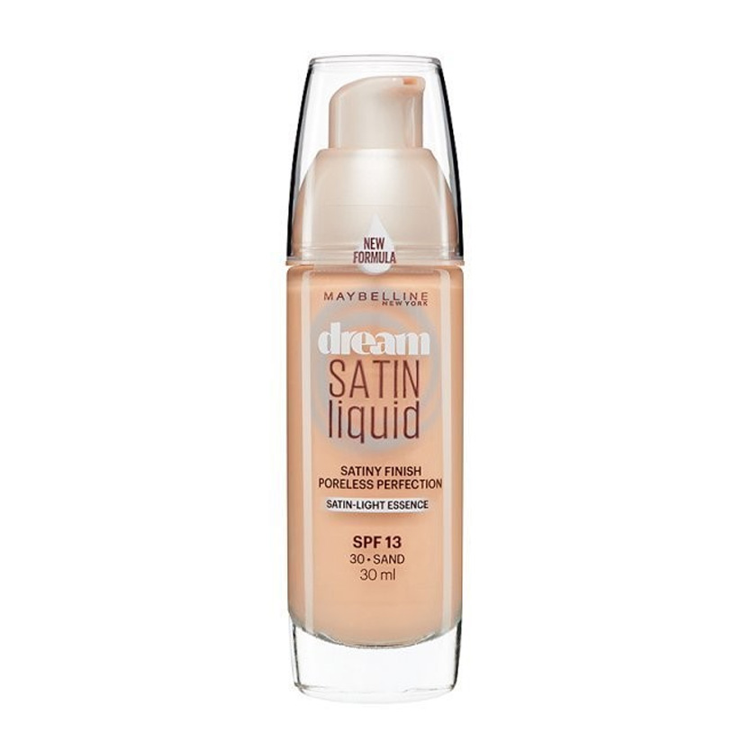 Maybelline Dream Radiant Liquid Foundation Sand 30 30 ml