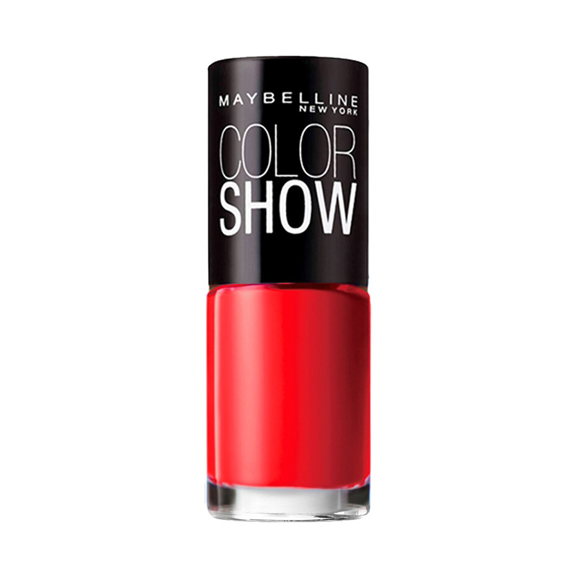 Maybelline Color Show Nail Polish Urban Coral 110 7 ml