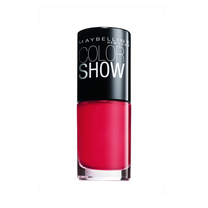Maybelline Color Show Nail Polish Power Red 349 7 ml