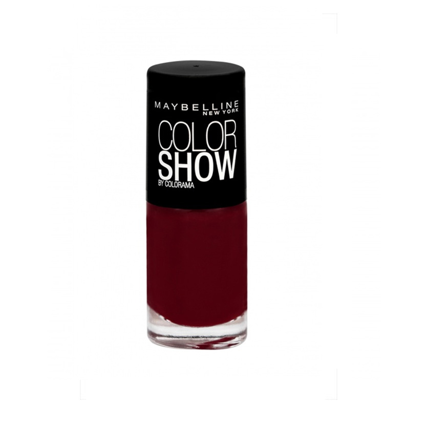Maybelline Color Show Nail Polish Downtown Red 352 7 ml