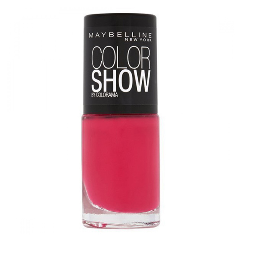 Maybelline Color Show Nail Polish Bubblicious 6 7 ml