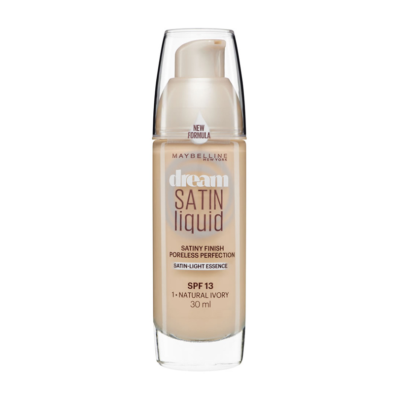 Maybelline Dream Radiant Liquid Foundation Natural Ivory 1 30 ml