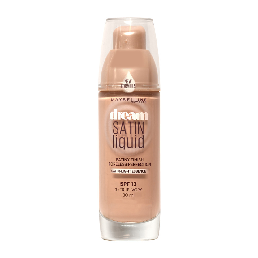 Maybelline Dream Radiant Liquid Foundation True Ivory 3 30 ml