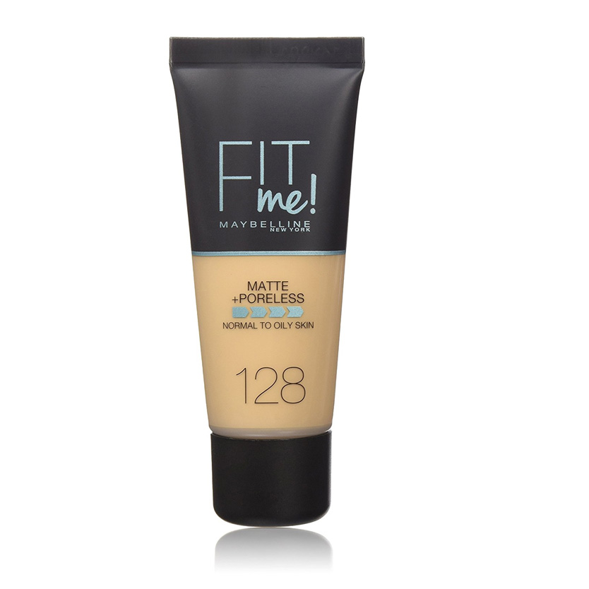 Maybelline Fit Me Matte And Poreless Foundation Warm Nude 128 30 ml