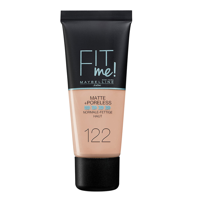 Maybelline Fit Me Matte And Poreless Foundation Creamy Beige 122 30 ml