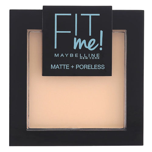 Maybelline Fit Me Matte And Poreless Powder Soft Ivory 104 9g