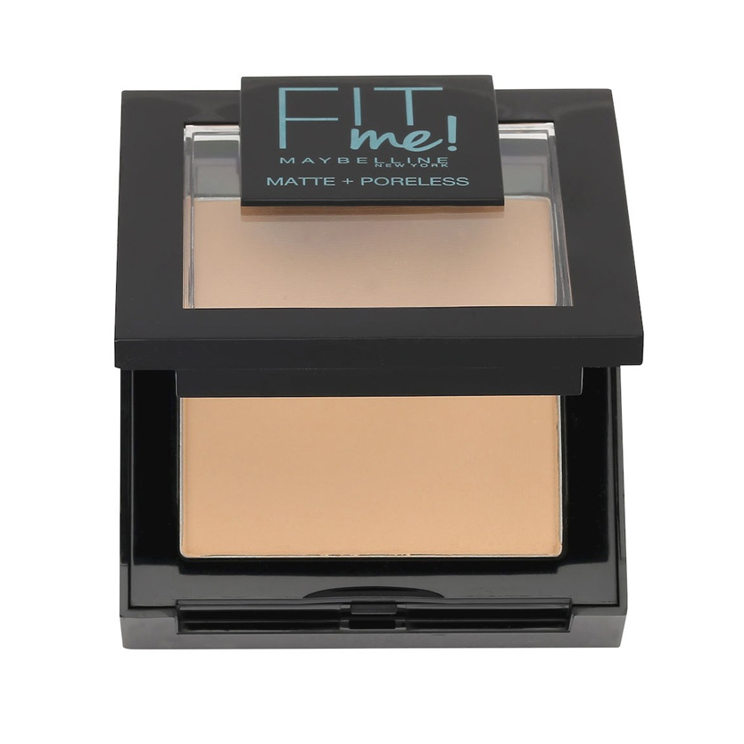 Maybelline Fit Me Matte And Poreless Powder Classic Ivory 120 9g