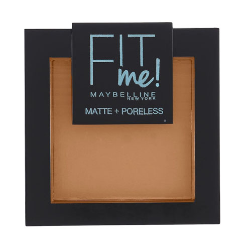 Maybelline Fit Me Matte And Poreless Powder Caramel 350 9g