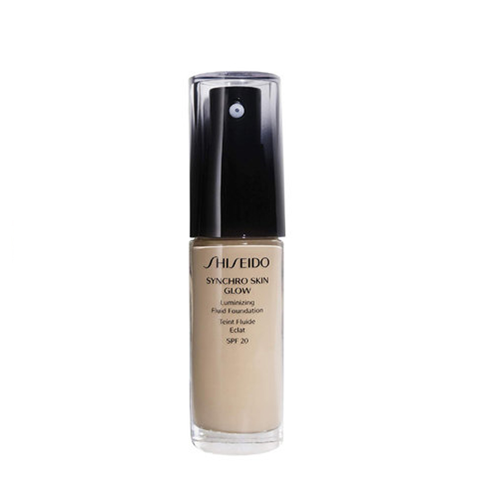 Shiseido Syncro Skin Glow Foundation 30 ml Neutral 3