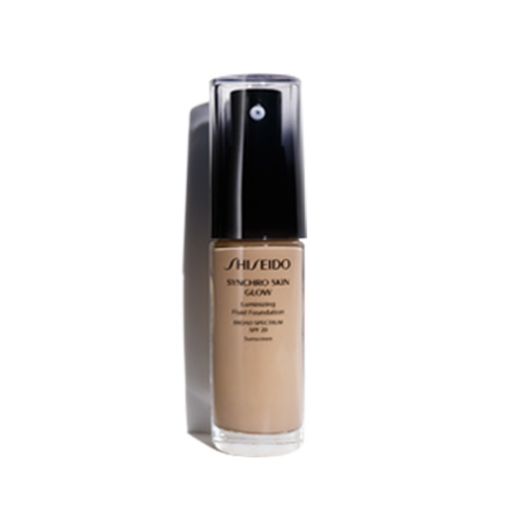 Shiseido Syncro Skin Glow Foundation 30 ml Neutral 4