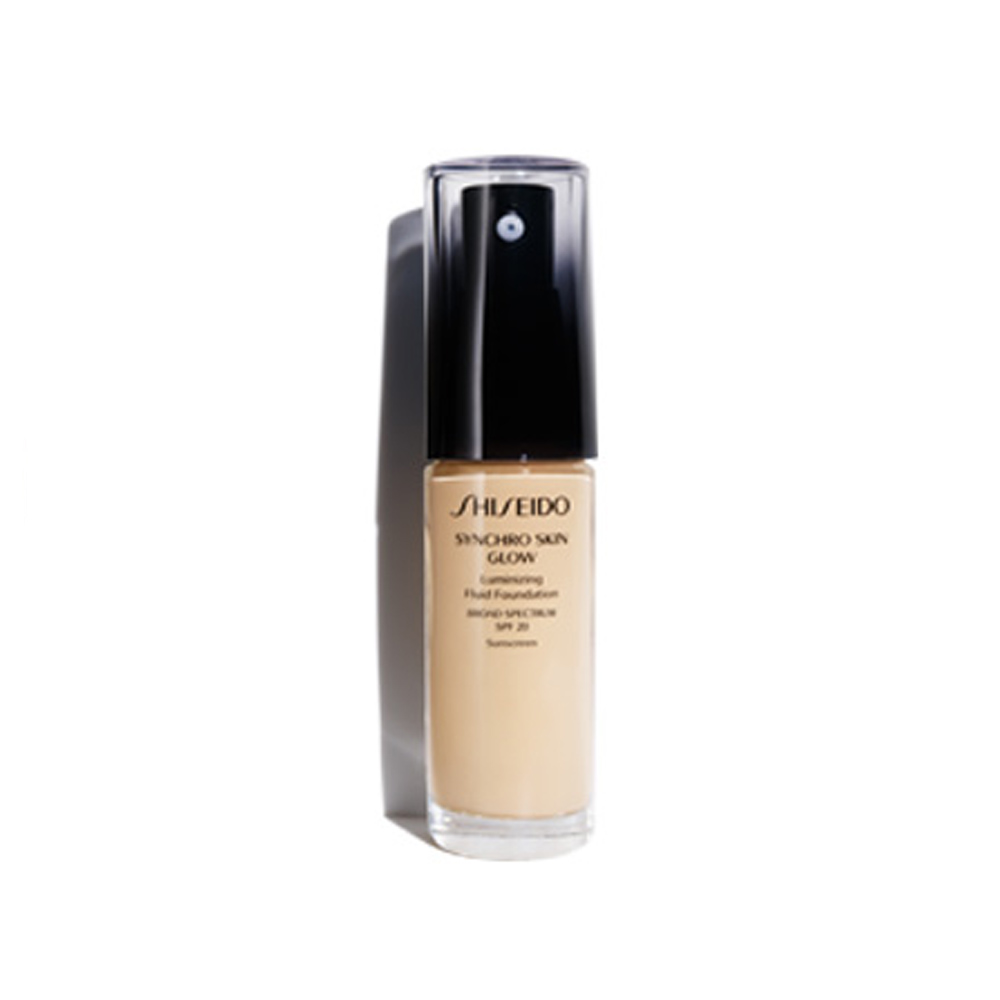 Shiseido Syncro Skin Glow Foundation 30 ml Golden 2