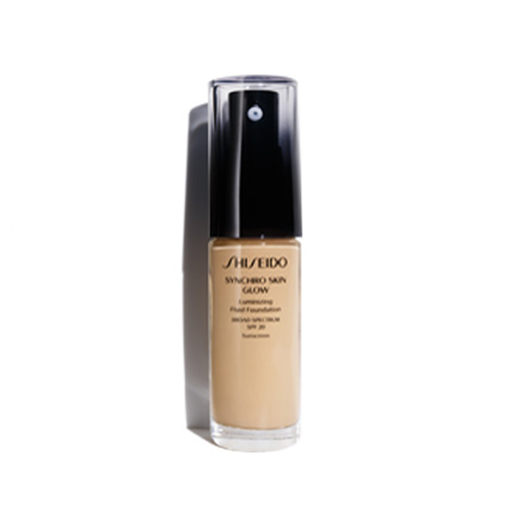 Shiseido Syncro Skin Glow Foundation 30 ml Golden 4