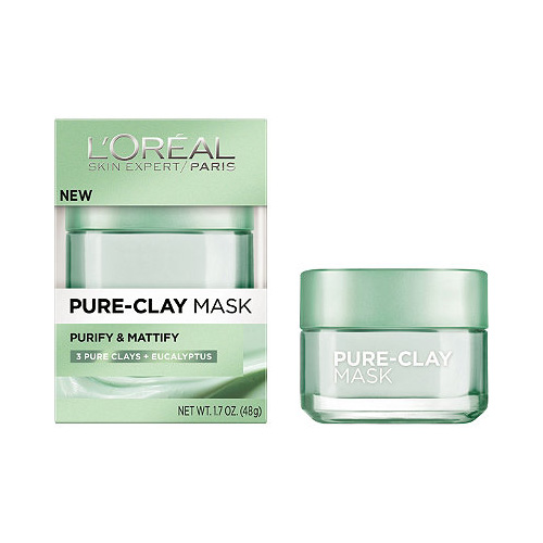 Loreal Paris Pure-Clay Mask 50 ml Purify Mask