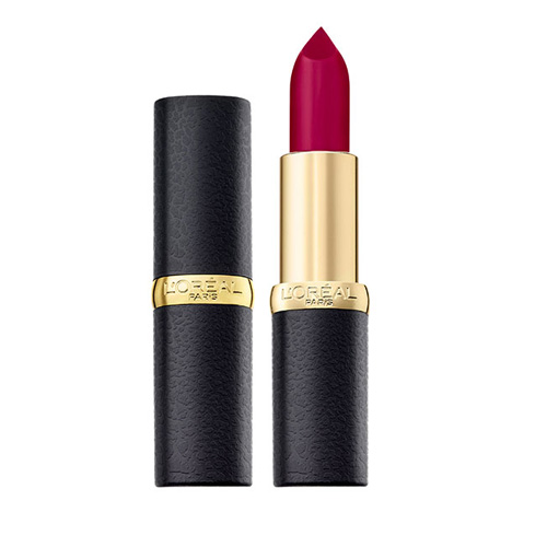 Loreal Paris Color Riche Matte 4.8g 463 Matte Plum Tuxedo