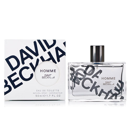 David Beckham Homme EdT 50 ml