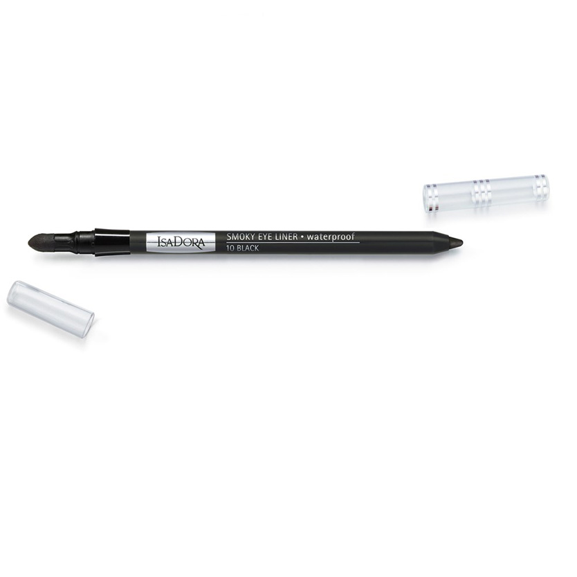Isadora Smoky Eye Liner 1.2g 10 Black