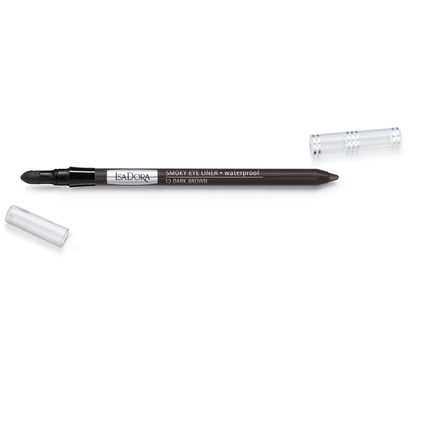 Isadora Smoky Eye Liner 1.2g 12 Dark Brown