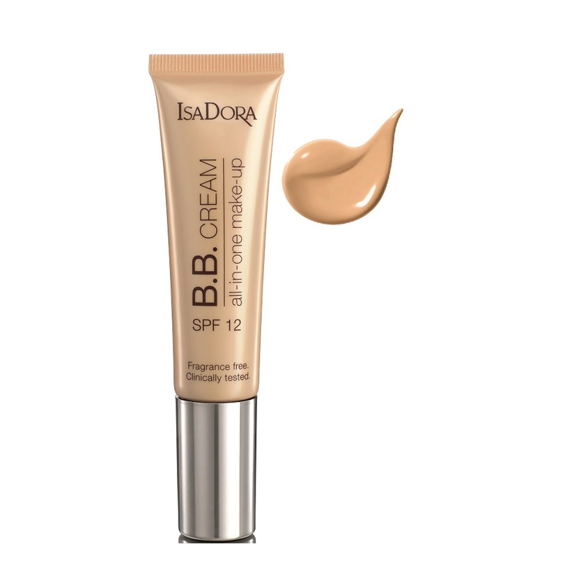 Isadora Bb Cream 35 ml 10 Light Beige