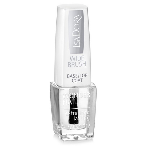 Isadora Wonder Nail Clear 600 6 ml