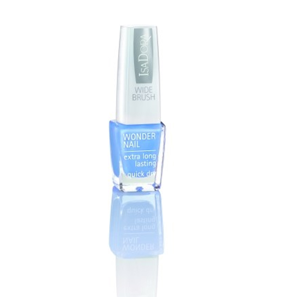 Isadora Wonder Nail Scuba Blue 757 6 ml
