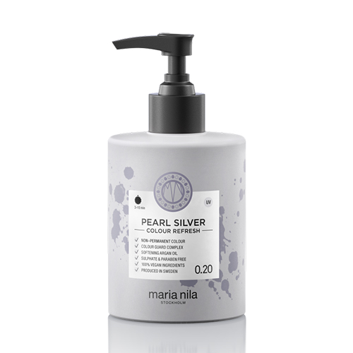 Maria Nila Colour Refresh Pearl Silver 0.20 300 ml