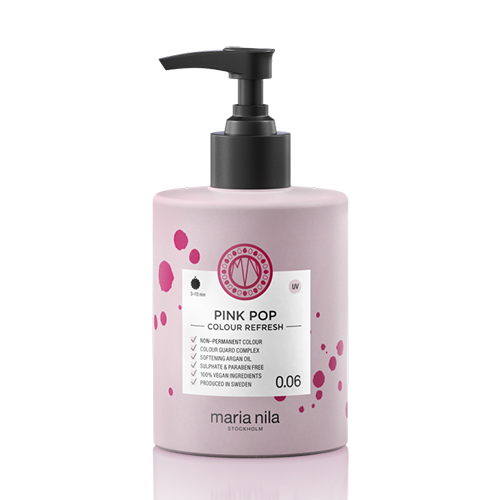Maria Nila Colour Refresh Pink Pop 0.06 300 ml
