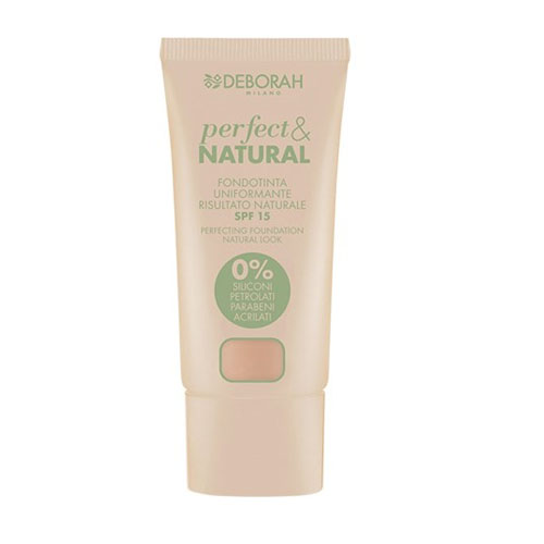 Deborah Pura Perfect & Natural Foundation 00 Ivory 30 ml