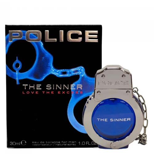 Police The Sinner Man EdT 30 ml