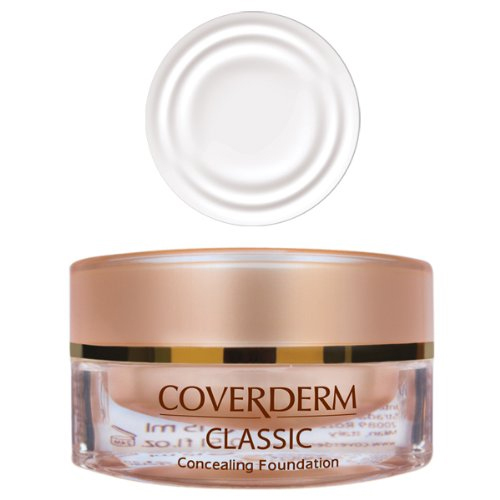 Coverderm Classic Foundation Waterproof 15 ml 0