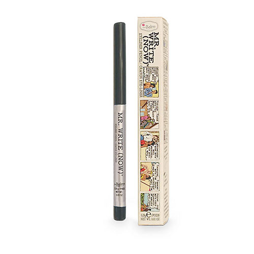 The Balm Mr Write Now Eyeliner Pencil Dean