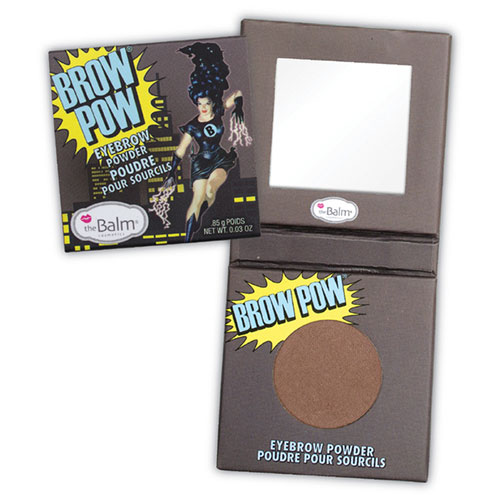 The Balm Brow Pow Eyebrow Powder Blonde
