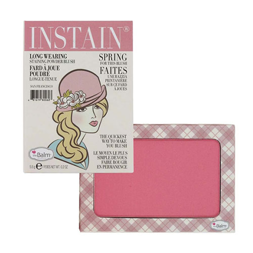 The Balm Instain Powder Blush Argyle