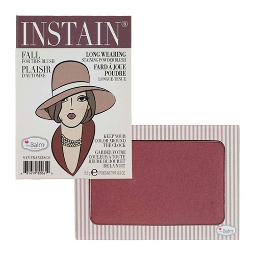 The Balm Instain Powder Blush Pinstripe
