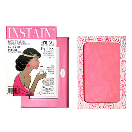 The Balm Instain Powder Blush Lace