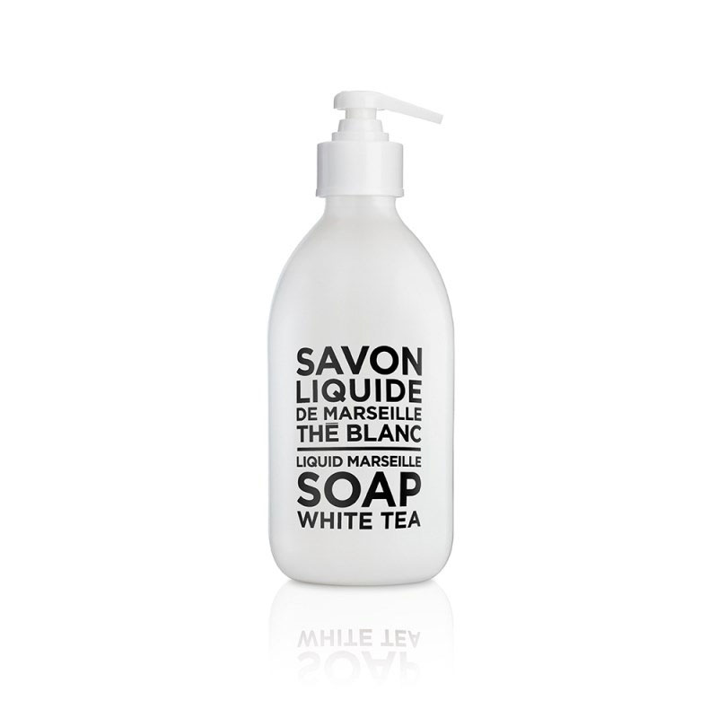 Savon de Marseille Black Tea & White Tea Liquid Soap White Tea 300 ml