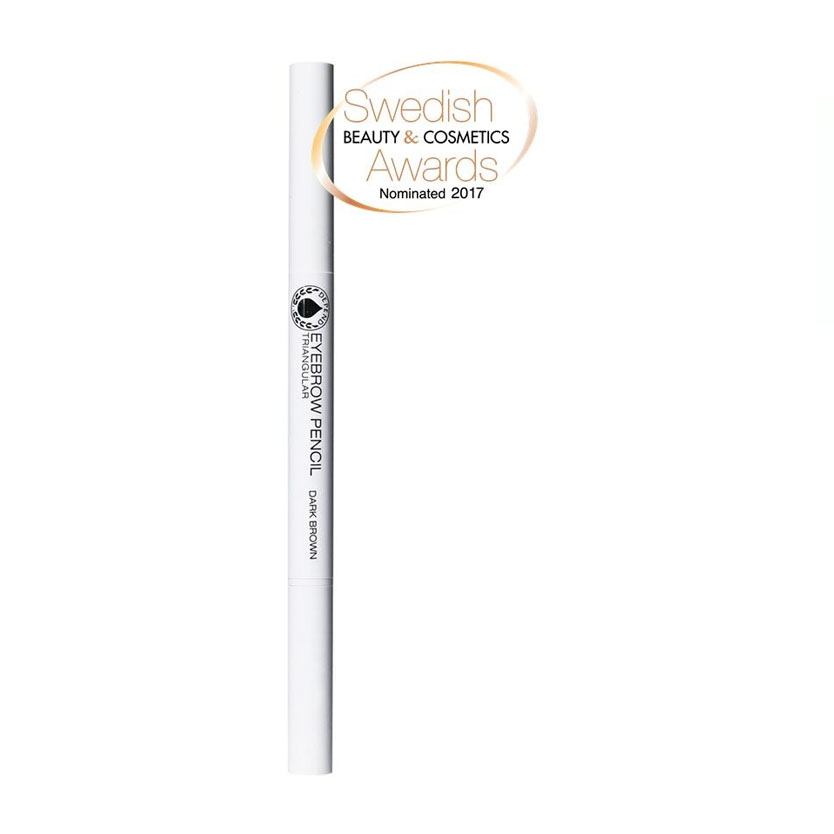 Depend PERFECT EYE Eyebrow Pencil Triagular Dark Brown
