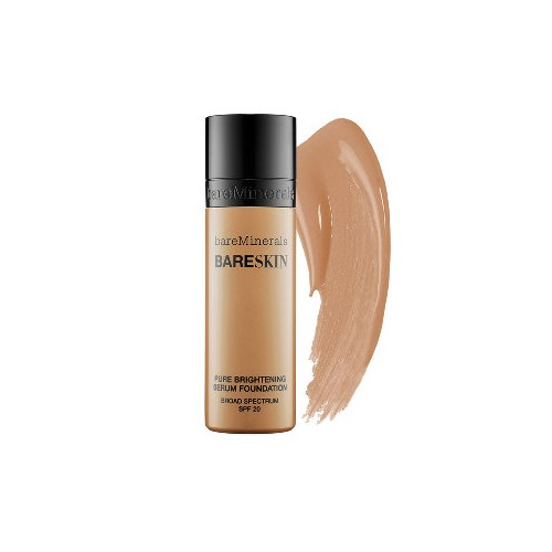 bareMinerals BARESKIN Pure Brightening Serum Foundation SPF 20 30 ml 13 Bare Tan