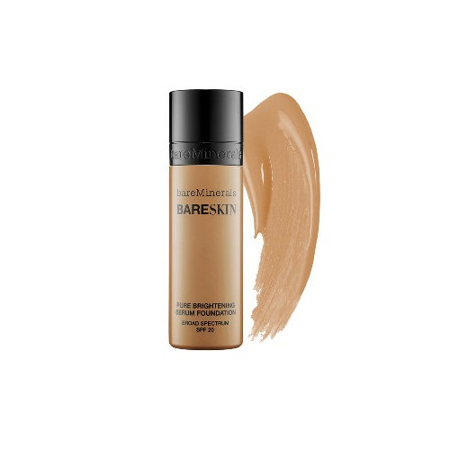 bareMinerals BARESKIN Pure Brightening Serum Foundation SPF 20 30 ml 14 Bare Car