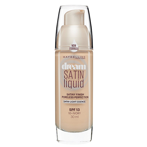 Maybelline Dream Radiant Liquid Foundation Ivory 10 30 ml