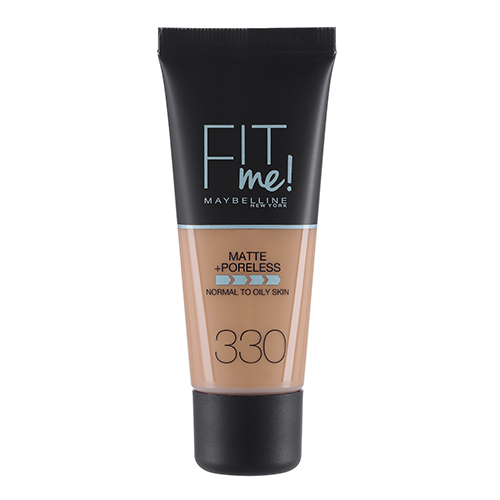Maybelline Fit Me Matte And Poreless Foundation Toffee 330 30 ml
